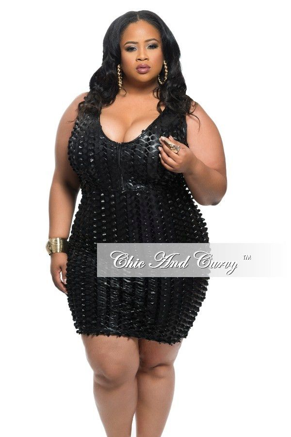 ebony plus size models