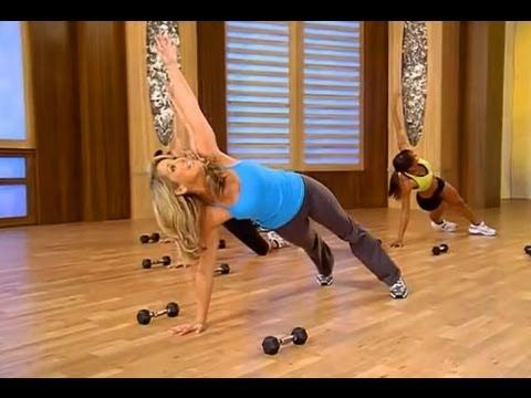 Denise Austin's 20 minute Cardio Burn Weight Training ...
