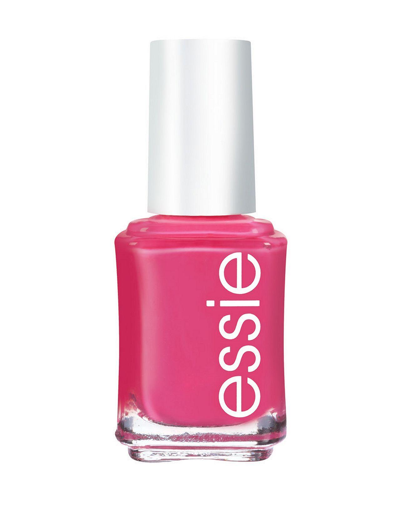 essie nail color, fiesta | Nails | Pinterest