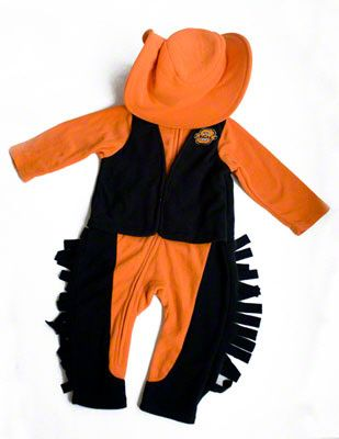 best website 2b1c2 85185 Oklahoma State Cowboys Toddler Fleece Costume | OSU ...