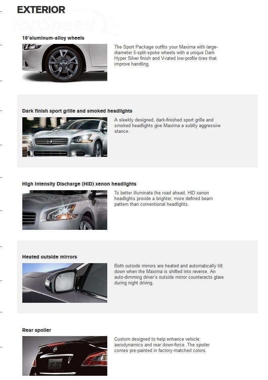2014 Nissan Maxima Custom : nissan, maxima, custom, Style, Car_Revs_Daily