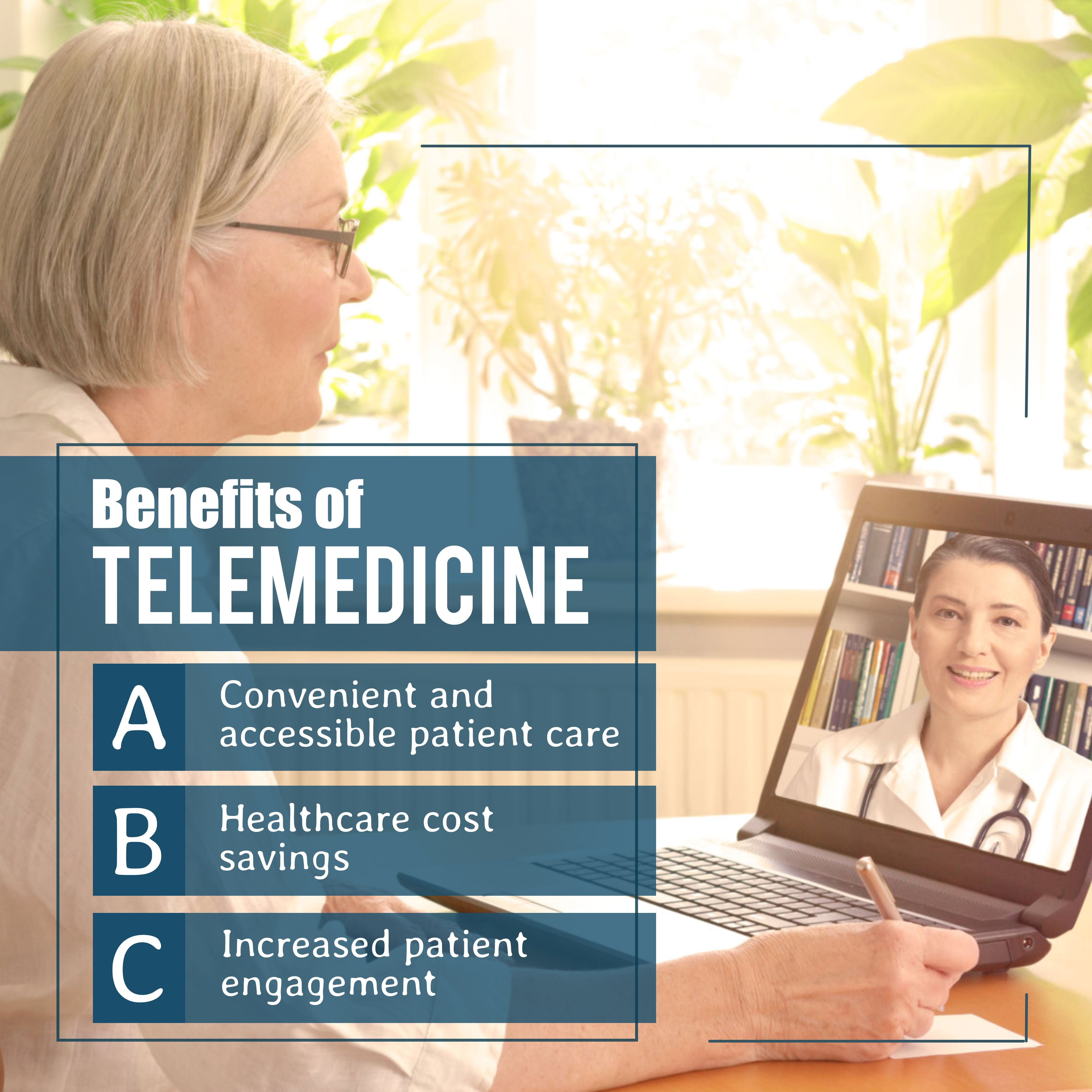 Benefits of Telemedicine Telemedicine