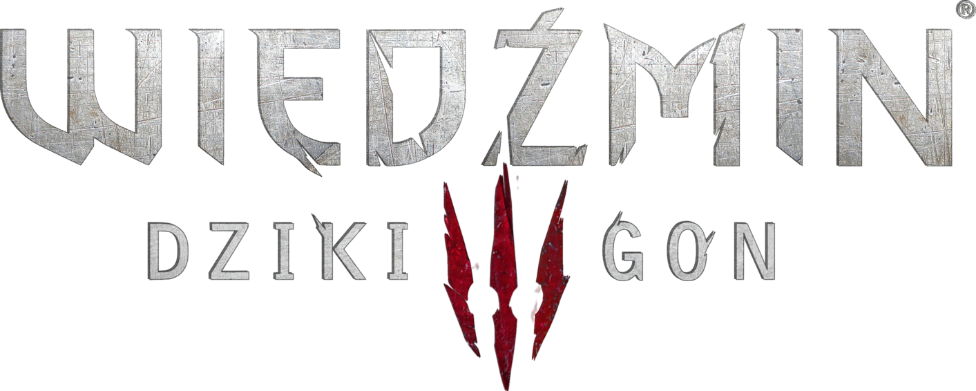 The Witcher 3 Logo Png Image The Witcher Png Images Logo Icons