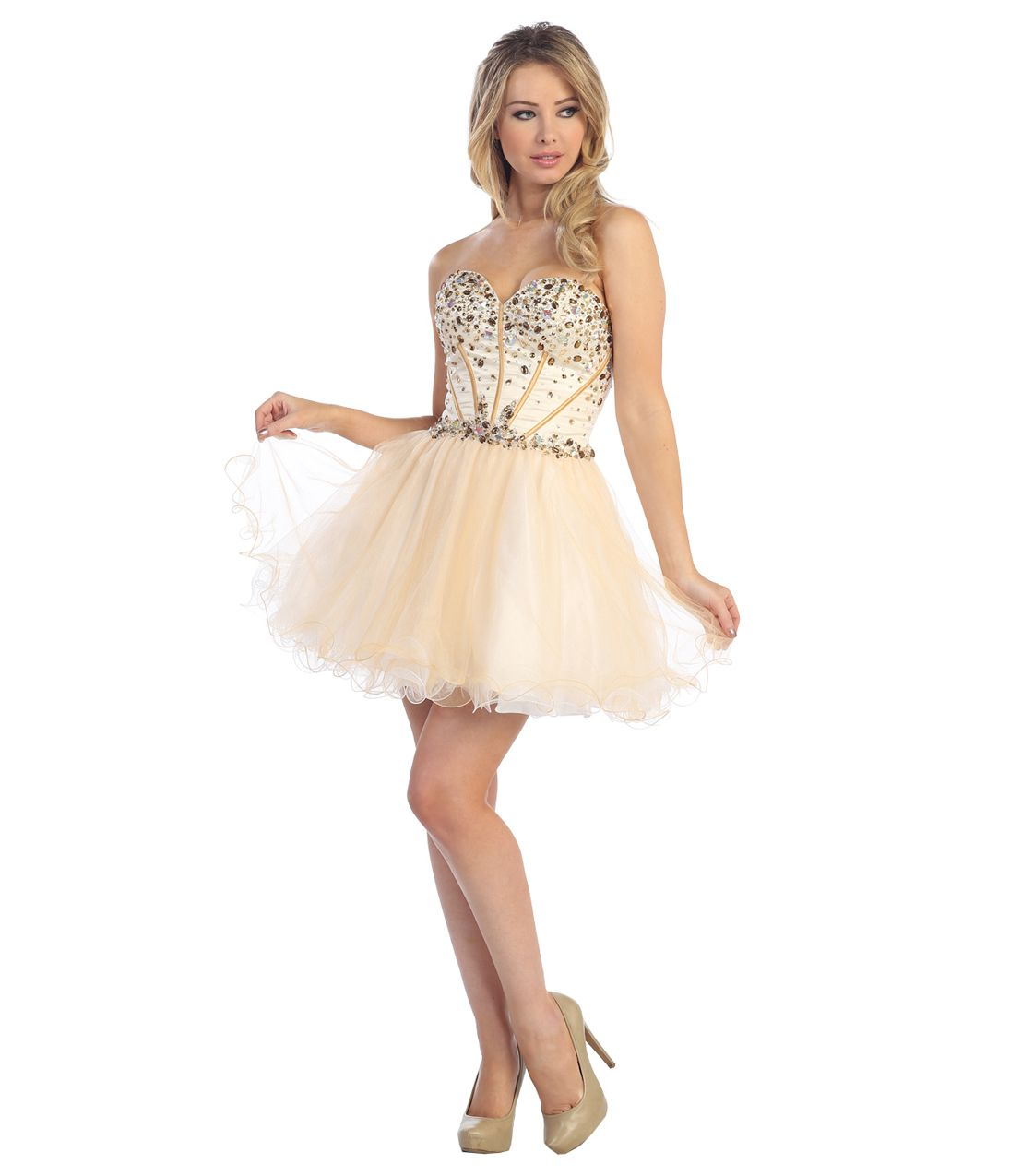 Unique vintage pinterest short prom dresses short prom and