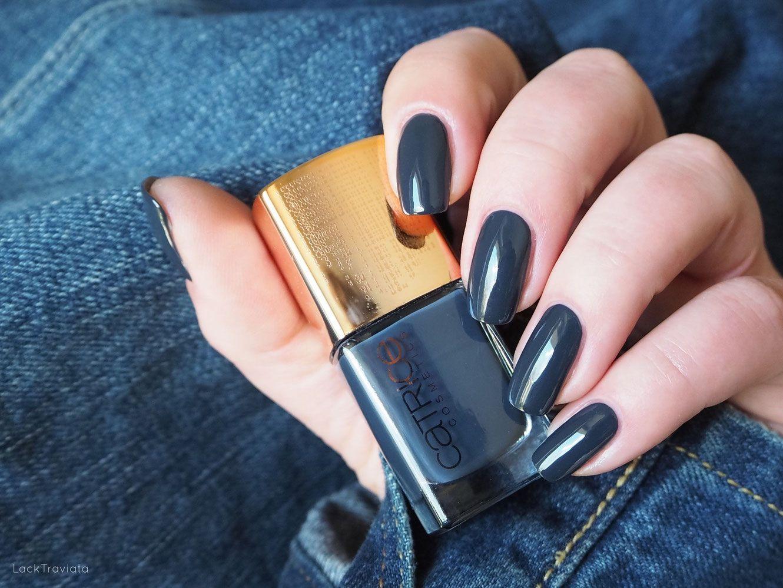CATRICE C01 Dark Denim Blue   Nails   Pinterest