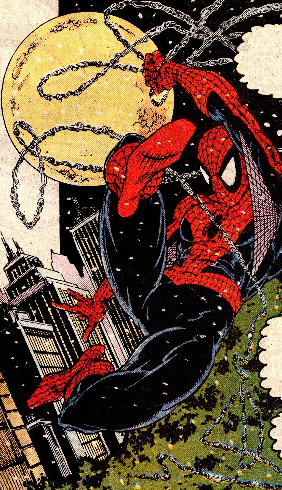 Amazing Spider-man Todd Mcfarlane & Bob Sharen Spiderman