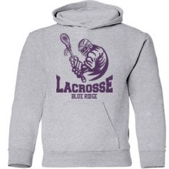 For the future lacrosse star.  Customizable for any school in the USA
