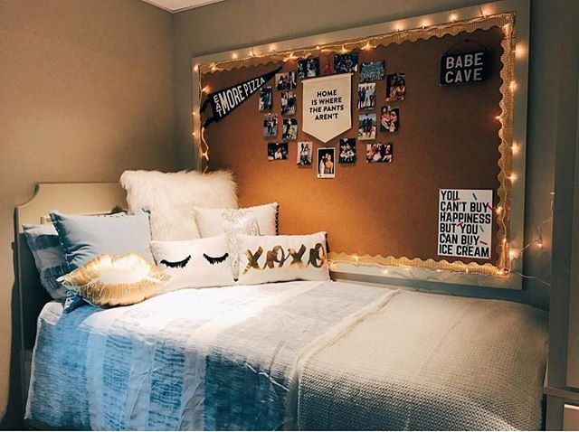 Blue Babe Cave Shop Dormify Get The Look Dorm