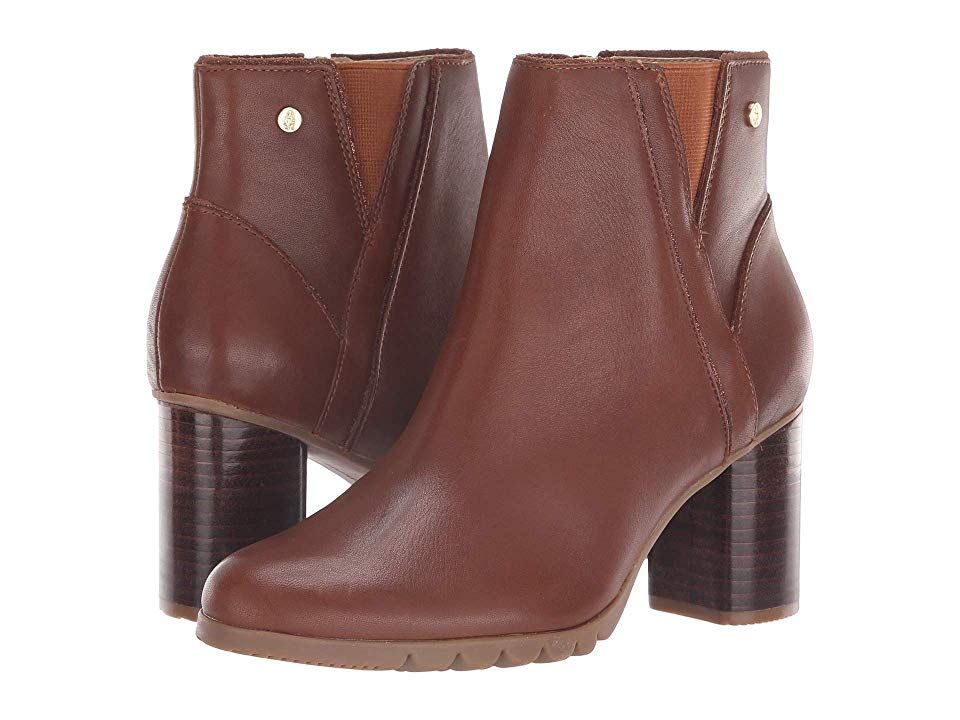 Hush Puppies Spaniel Ankle Boot Dachshund Leather Women S Pull On Boots Minimalist And Sleek The Spaniel Ankle Boot Womens Boots Ankle Boots Pull On Boots