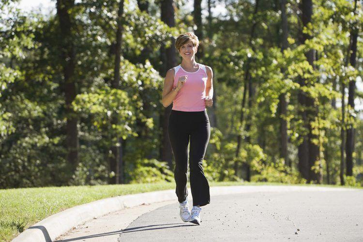 Maneras de correr para adelgazar
