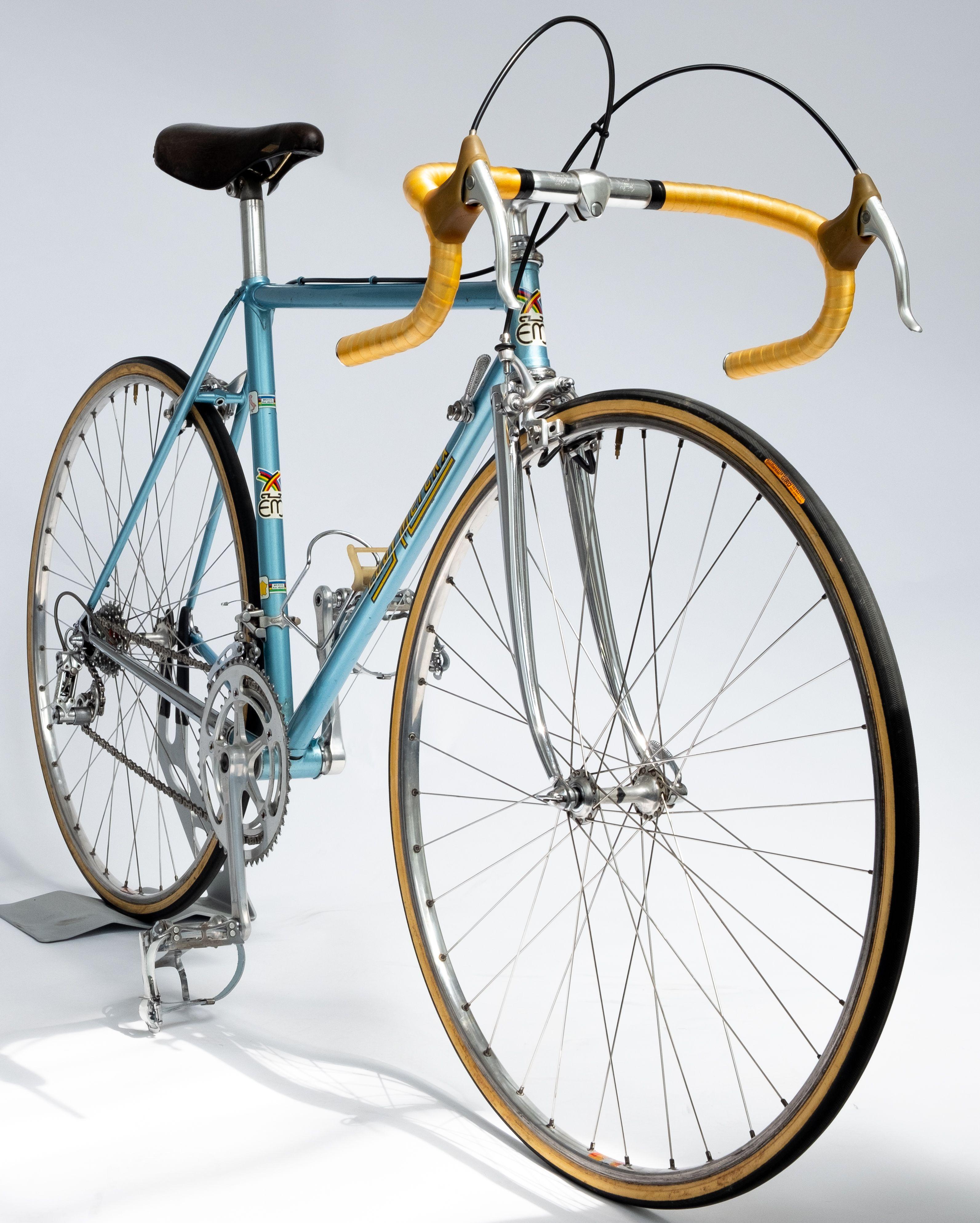dbe80687181 Vintage Eddy Merckx Professional Signature Bike (De-Rosa Built) 50cm  Campagnolo