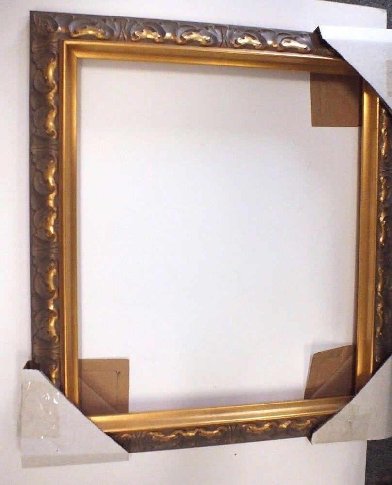 20 x 24 gold wood carved picture frame ornate super nice picture 20 x 24 gold wood carved picture frame ornate super nice jeuxipadfo Choice Image