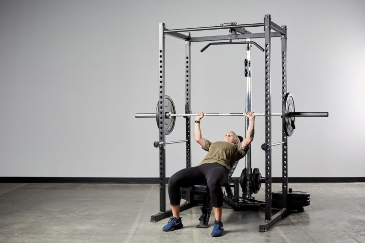 Power Racks From Rep Fitness For Your Home Gym Or Garage Gym Power Rack Garage Gym Home Gym