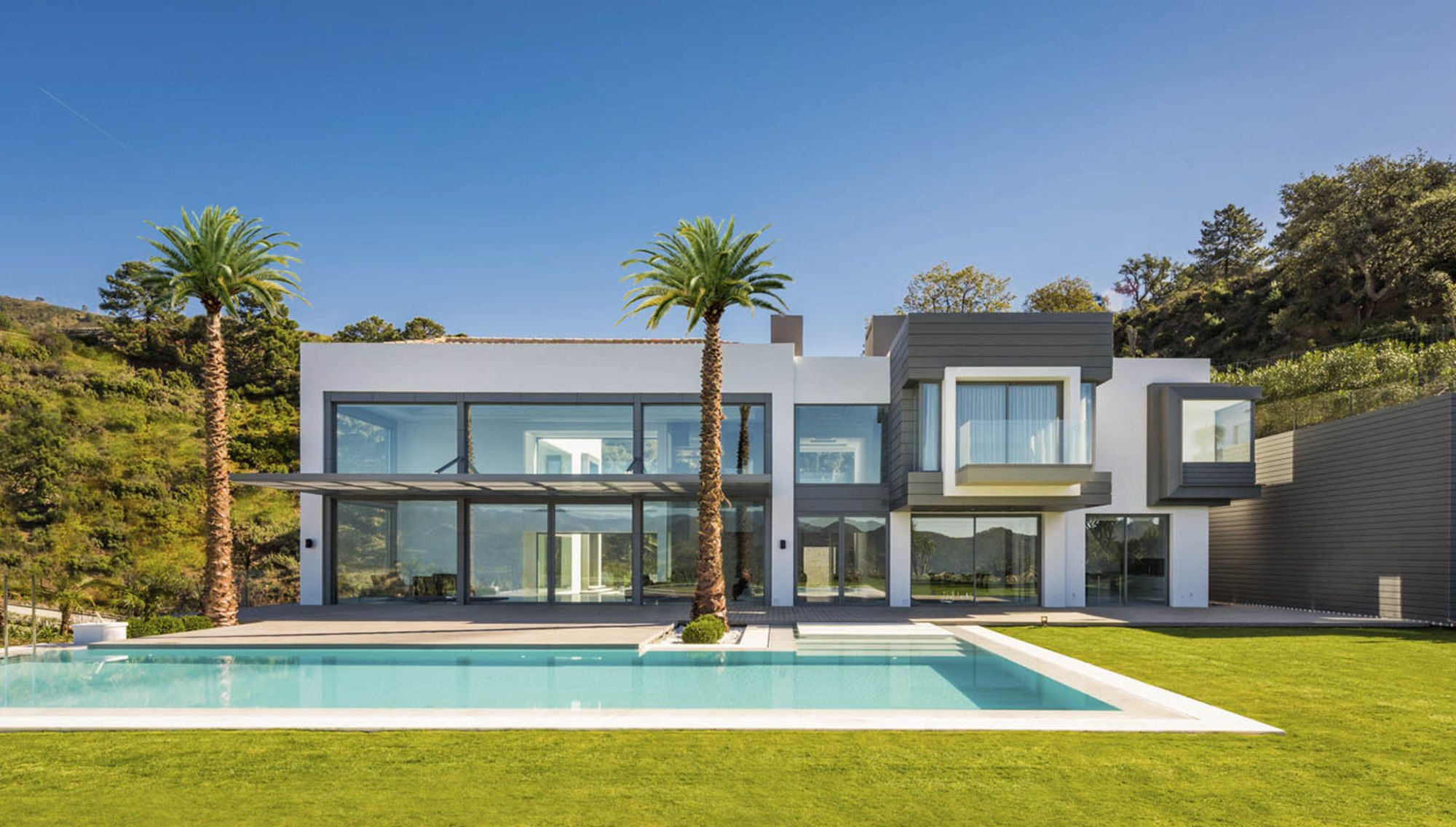 Brand New Modern Villa In La Zagaleta, Marbella, Spain For