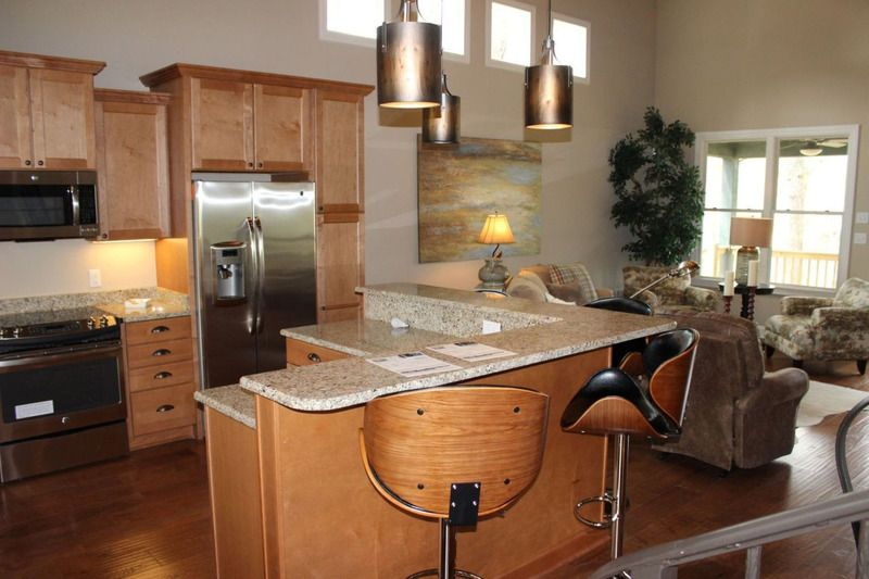 Country style house plan beds baths sq ft interior kitchen also rh pinterest