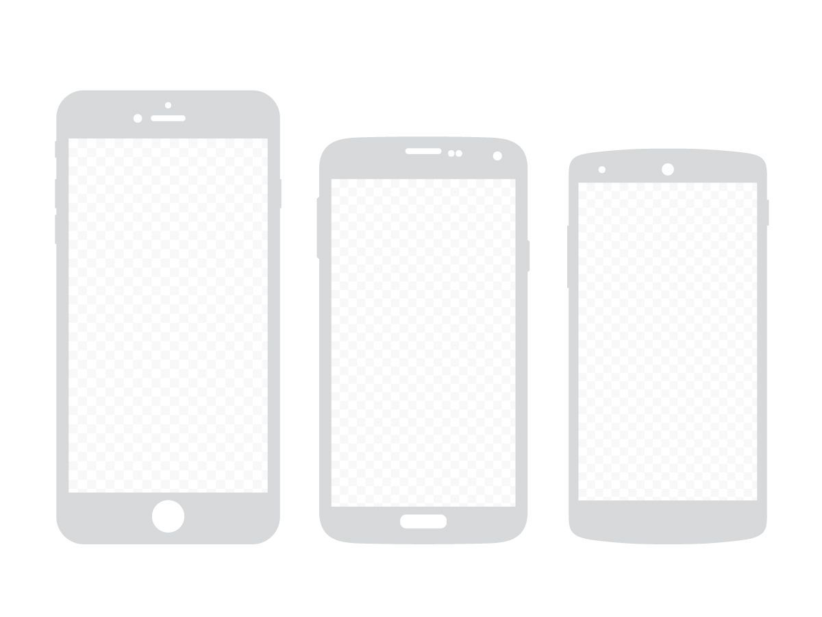 Free Printable Smartphone Templates For Google Android Nexus 5 Samsung Galaxy S5 Apple Iphone 6 Free Wireframe Template Templates Templates Printable Free