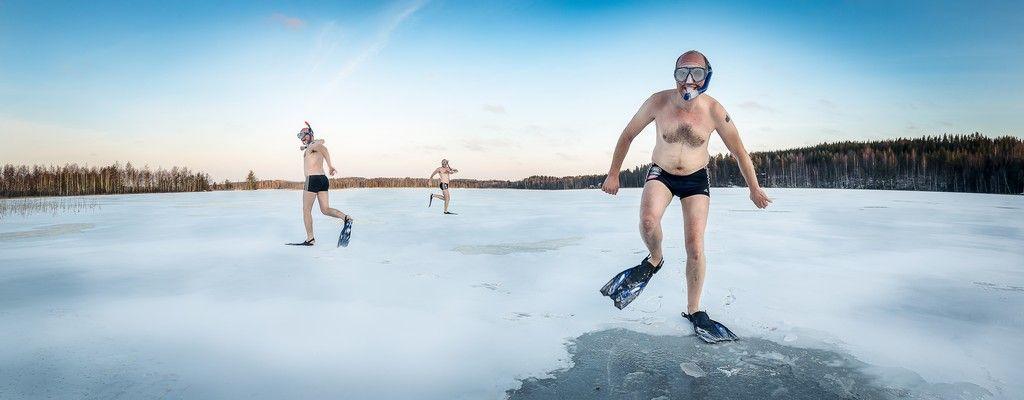 Crazy hobby in Finland! Pertti Feller| karjalainen.fi