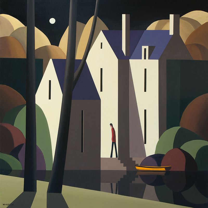 Andy wooldridge canadian painter works canadian