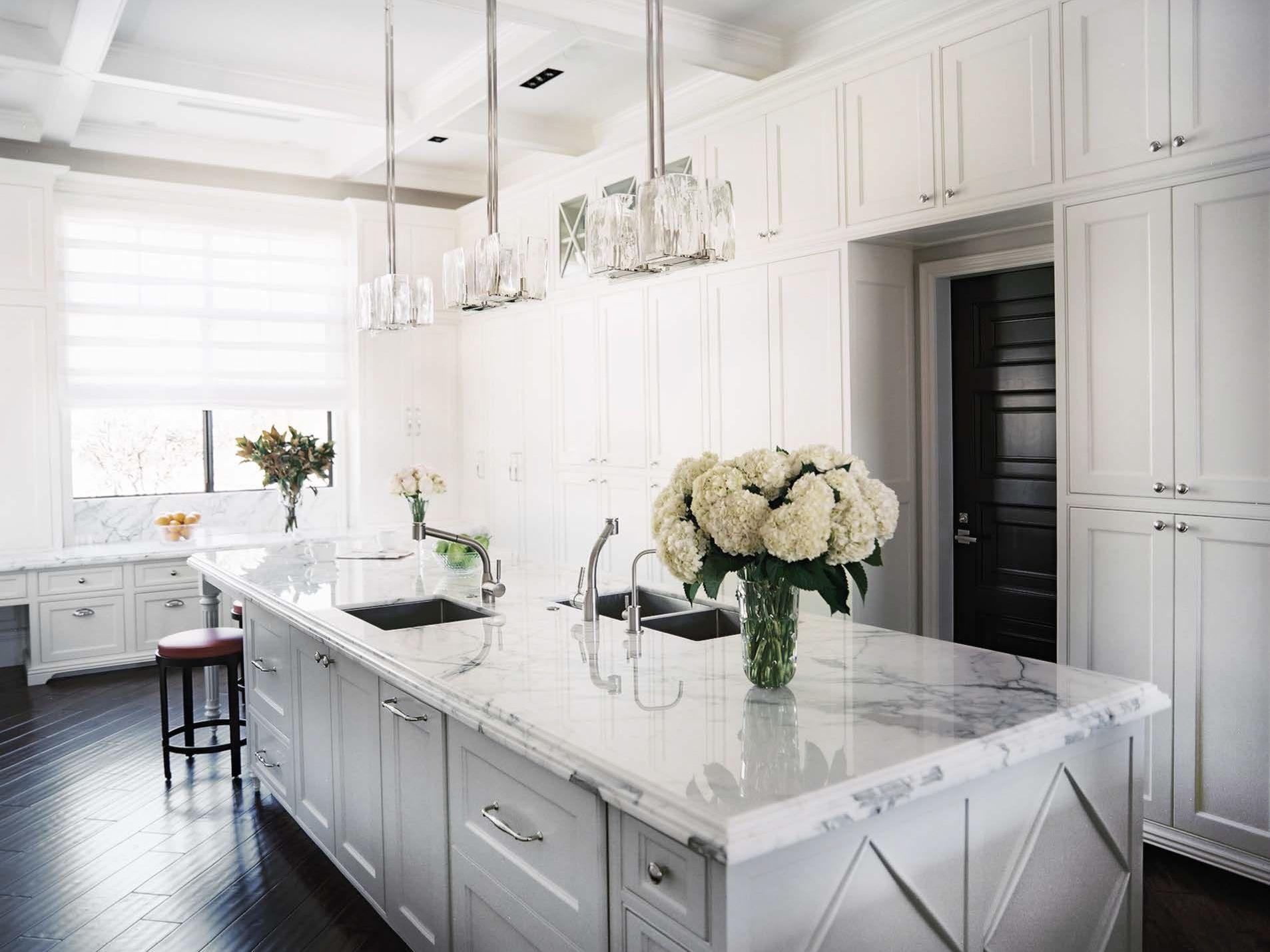 30+ Modern White Kitchen Design Ideas and Inspiration