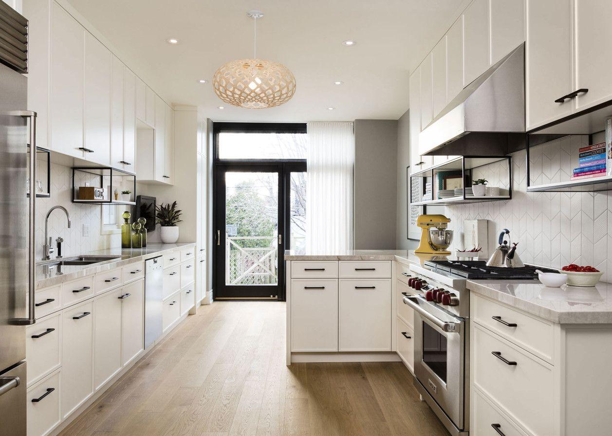 Bain Avenue Kitchen - Beauparlant Design 1st place in the Sub-Zero ...