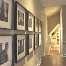 contemporary hall by Veranda Estate Homes & Interiors