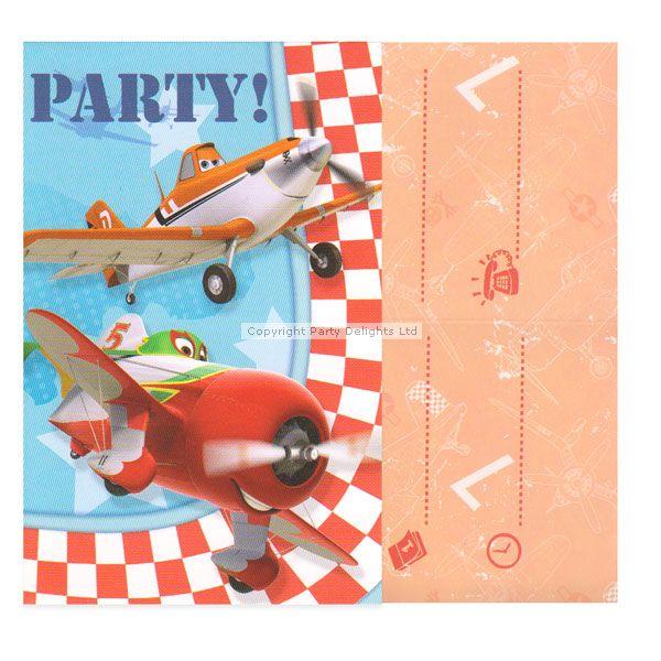 Disney Planes Birthday Invitation Template Google Search Party - Airplane birthday invitation template