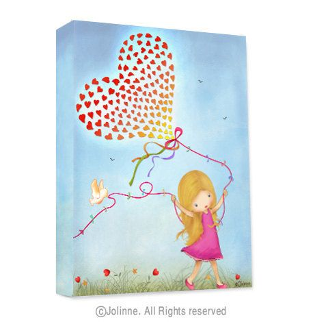 Kids Canvas Wall Art girls canvas wall art, art prints on canvas, canvas posters for