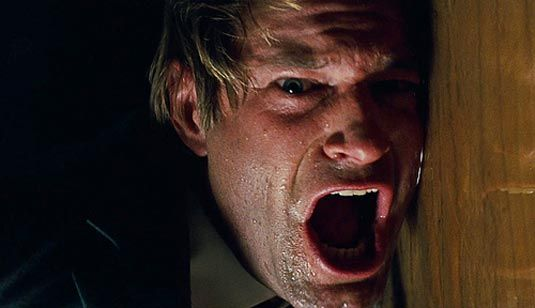 """Harvey Dent/Two-Face in """"The Dark Knight"""""""