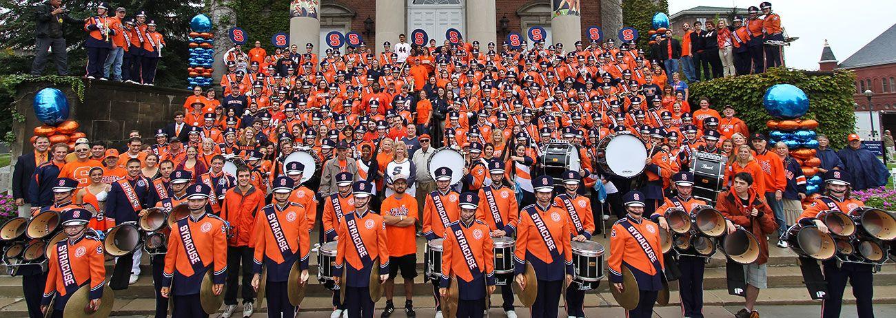 Marching Band Travel Fund CUSEFUNDER Syracuse