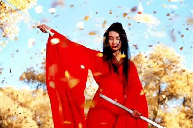Hero 2002 Another Loves Maggie Cheung Female Fighter Hero Zhang Yimou