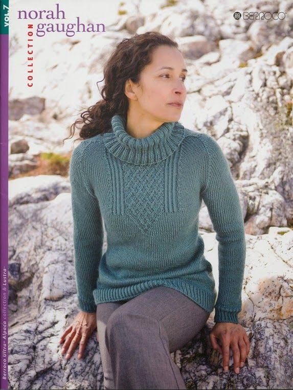 Tot Tricot Modelos Knitting Patterns Ladies Pinterest Tricot
