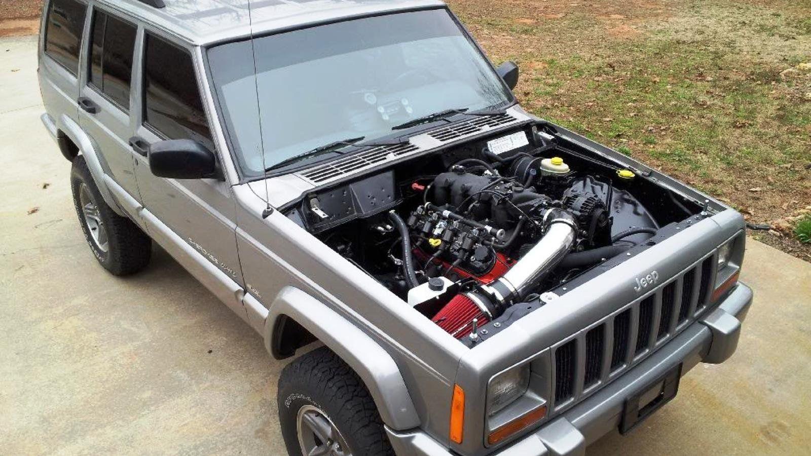 Great Jeep Cherokee Ls Swap
