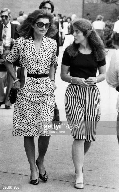 Jackie & Caroline | Jackie K\' O\' | Pinterest | Kleider
