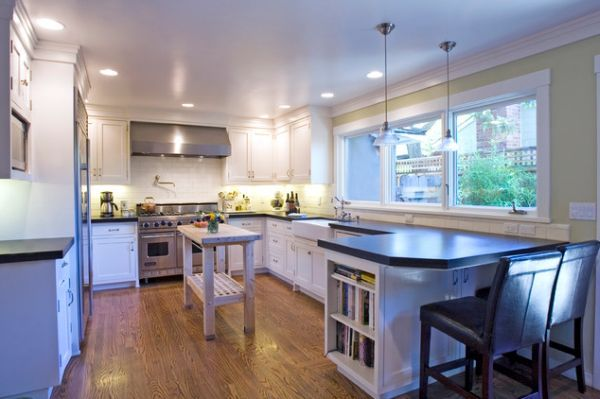 Nice Natural Light L Shaped Kitchen. Country KitchensCountry Kitchen DesignsL ... Part 2