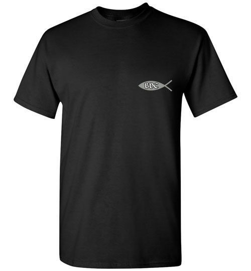 Jesus Text & Drive Style T-Shirt