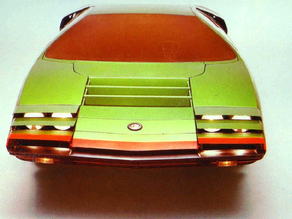 Wedge Car 4 - 1968 Alfa Romeo