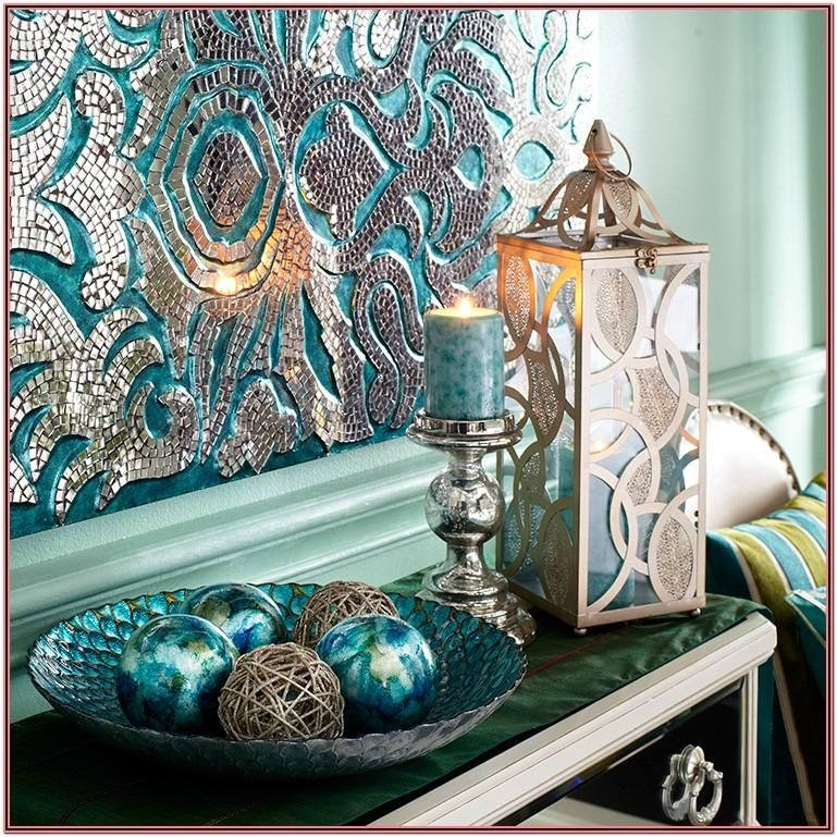 Living Room Decor Ideas With Peacock Living Room Turquoise Turquoise Room Turquoise Dining Room
