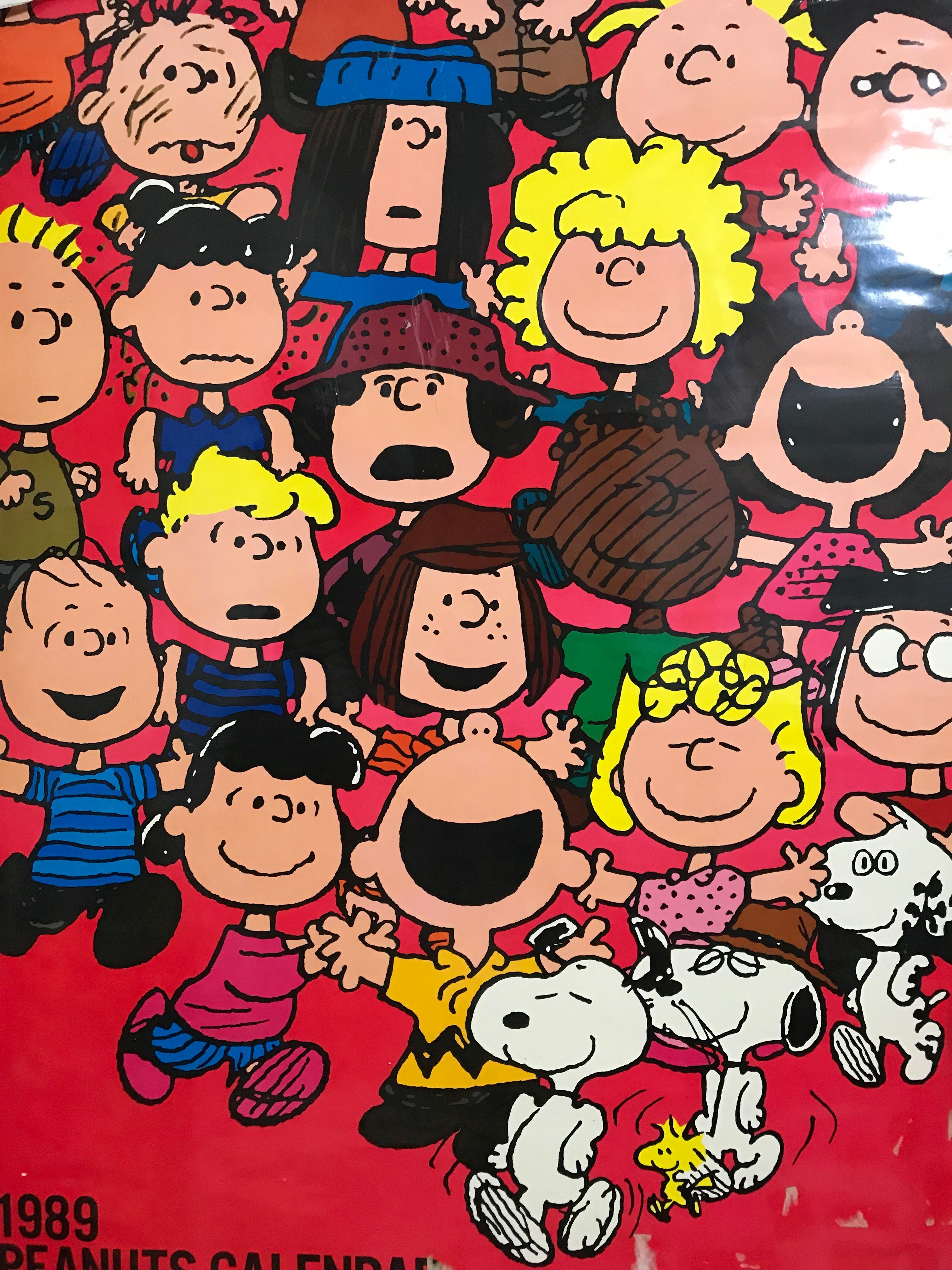 The Whole Gang Is Here Charlie Brown