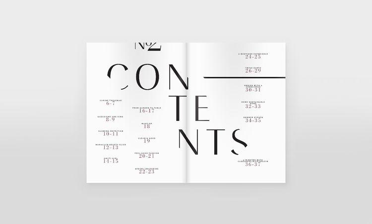 2 graphic design pinterest inhaltsverzeichnis layout und magazin. Black Bedroom Furniture Sets. Home Design Ideas