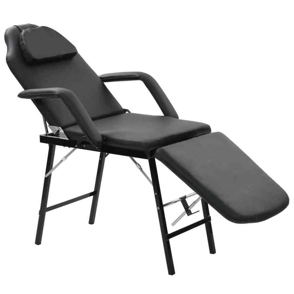vidaXL Simili cuir Traitement Facial Massage Fauteuil de 0OPknwX8