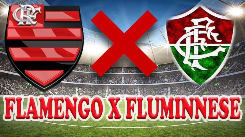 Fluminense E Flamengo Fazem Neste Domingo 9 As 19 Horas No Maracana No Roo De Janeiro Mais Um Clas Flamengo E Fluminense Futebol Ao Vivo Jogo Do Flamengo