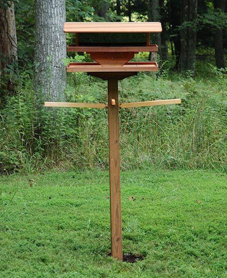 Bird Feeder Station Plans Bird Feeder Plans Bird Feeder Station Wooden Bird Feeders
