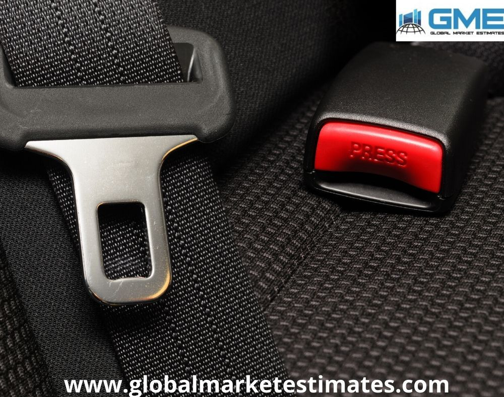 Automotive seat belts market size share forecast to