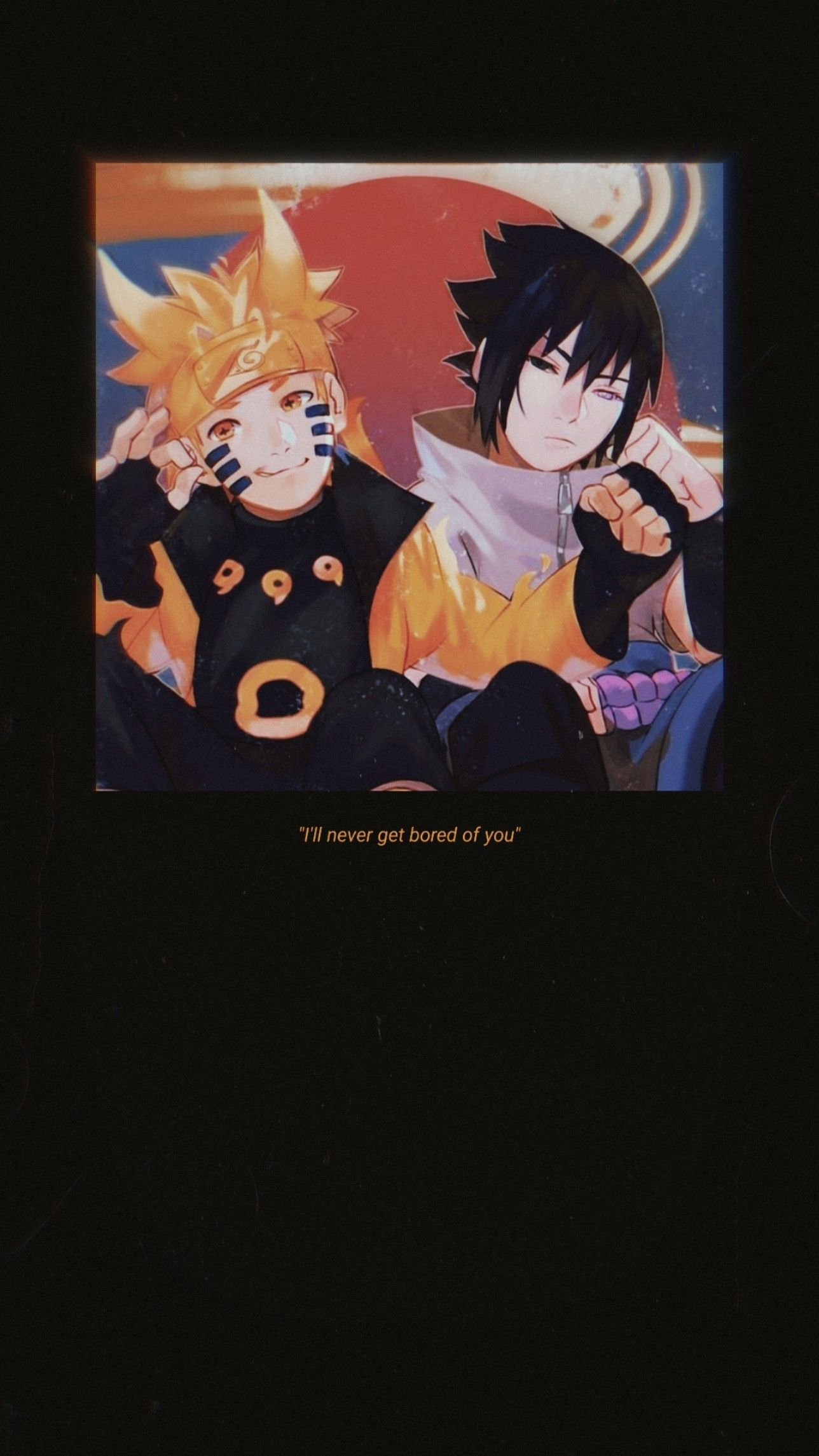 𝑁𝑎𝑟𝑢𝑡𝑜 𝑎𝑛𝑑 𝑆𝑎𝑠𝑢𝑘𝑒 In 2020 Wallpaper Naruto Shippuden Naruto And Sasuke Wallpaper Cute Anime Wallpaper
