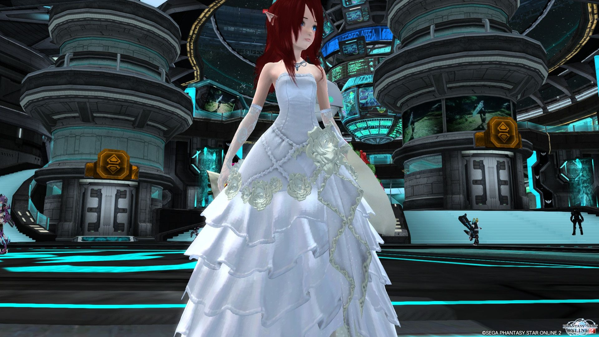 50+ Ff14 wedding dress ideas