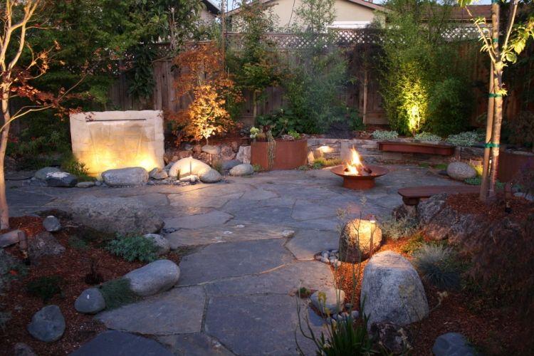 Feng Shui Gartengestaltung Ideen für die neun Bagua-Zonen Large - feng shui garten bagua