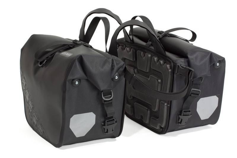 Ortlieb Waterproof Motorcycle Soft Panniers   Saddlebags - Touratech ... fd450adf5d684