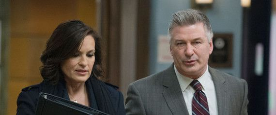 First Look At Alec Baldwin's 'Law & Order: SVU' Guest Appearance