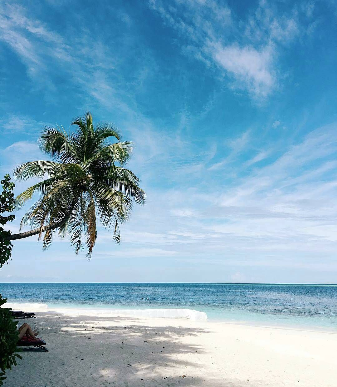 Maldives Beach: The Maldives Islands - W Maldives