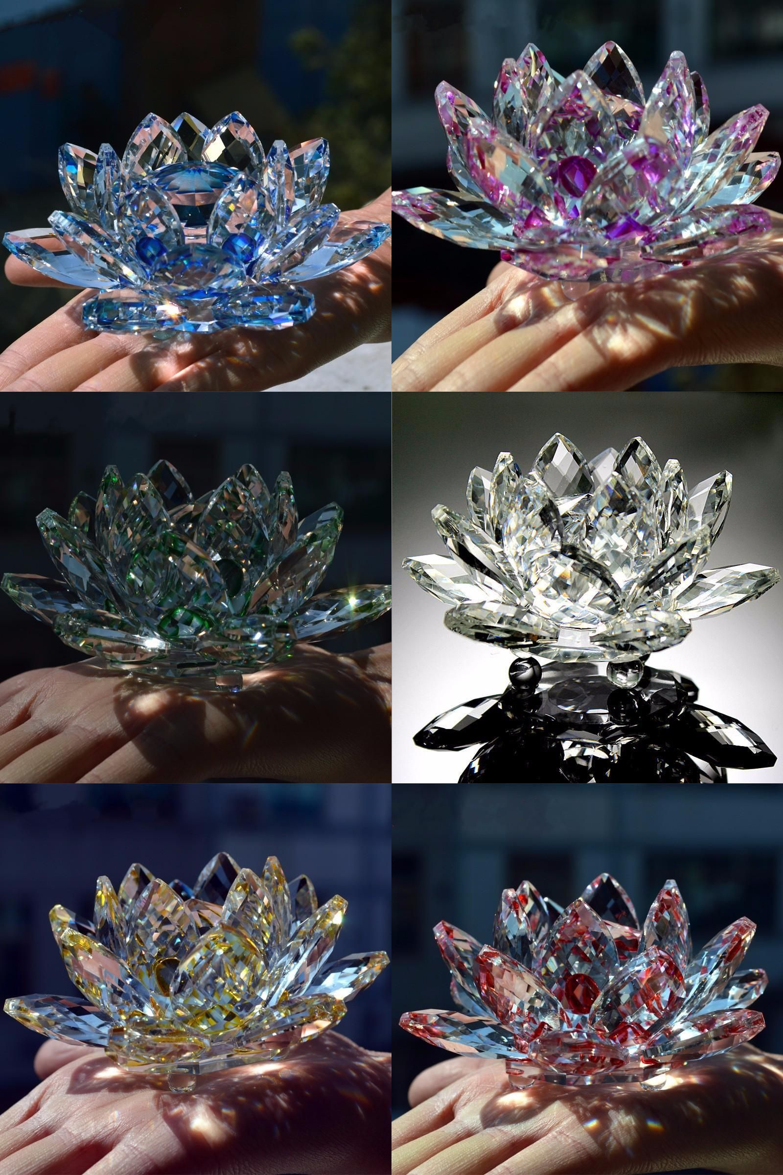 Visit To Buy Crystal Lotus Flower Wedding Favors Backdrops